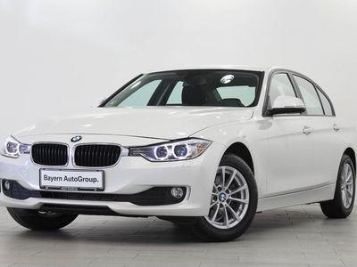 brugt BMW 320 d aut.