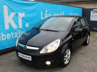 brugt Opel Corsa 1,3 CDTi 95 Cosmo eco 5d