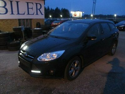 brugt Ford Focus 1,6 TDCi 115 Edition stc.