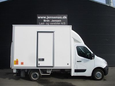 brugt Renault Master T35 ALUKASSE/LIFT 2,3 DCI 125HK Ladv./Chas. 2015