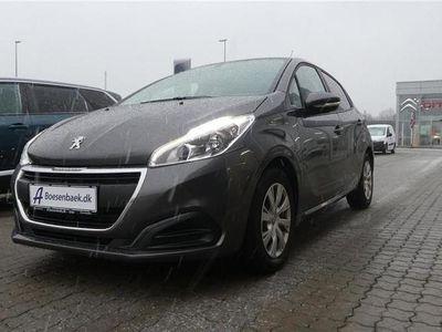 used Peugeot 208 1,5 BlueHDi Envy 100HK 5d
