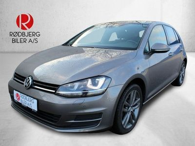 brugt VW Golf VII 1,6 TDi 110 R-line DSG BMT