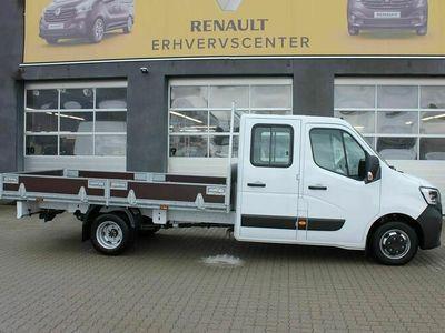 brugt Renault Master T35 L4 2,3 DCI RWD 165HK DobKab 6g