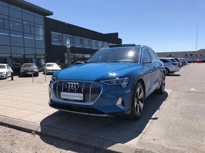 brugt Audi E-Tron - el EL Edition 1 Quattro 408HK 5d