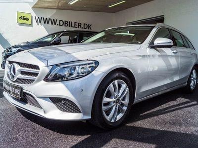 brugt Mercedes C200 1,5 Avantgarde stc. aut.