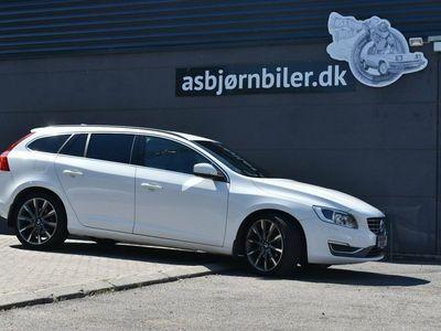 brugt Volvo V60 2,0 D3 136 Momentum