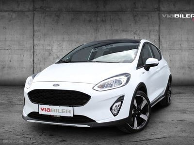 używany Ford Fiesta 1,0 EcoBoost Active II 140HK 5d