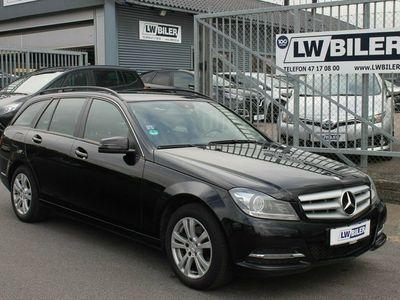 brugt Mercedes C220 2,2 CDi stc. BE