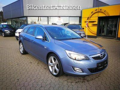 brugt Opel Astra 7 CDTI DPF Sport 125HK 5d 6g