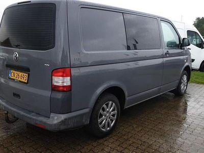 brugt VW Transporter L 2,0 CR TDI 102HK Van