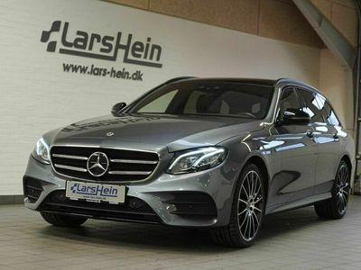 brugt Mercedes E350 AMG Line stc. aut.