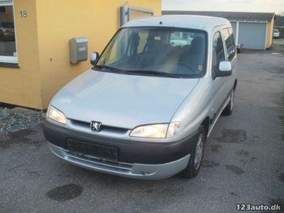 usata Peugeot Partner Combi 1,6 110HK