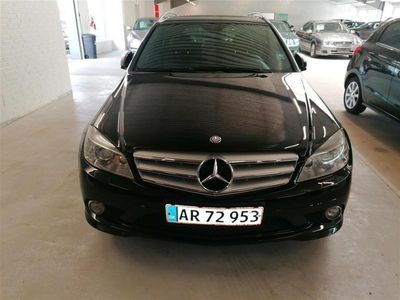 brugt Mercedes C320 d T 3,0 CDI 224HK Stc 7g Aut.