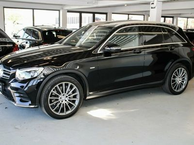 used Mercedes GLC250 d 2,2 AMG Line aut. 4-M