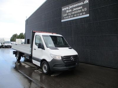 brugt Mercedes Sprinter 316 2,1 CDI A3 RWD 163HK Ladv./Chas. 6g 2018