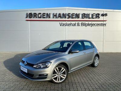 brugt VW Golf 1,6 TDI BMT Comfortline DSG 105HK 5d 7g Aut.