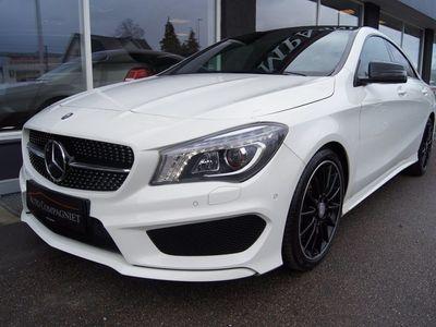 brugt Mercedes CLA220 2,2 CDi AMG Line aut.