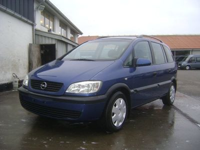 brugt Opel Zafira 1,8 16V Comfort