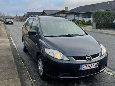brugt Mazda 5 1.8 115 HK