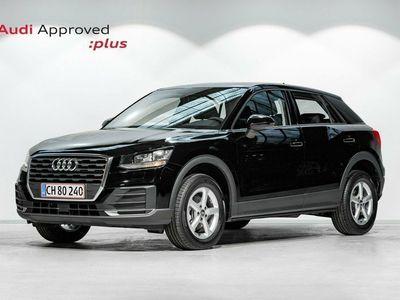 brugt Audi Q2 30 TFSi S-tr.