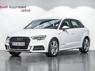 brugt Audi A3 Sportback 30 TDi Limited+