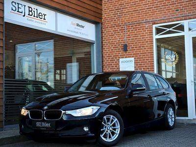 brugt BMW 320 d 2,0 Touring 184HK aut 5d