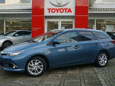 brugt Toyota Auris Touring Sports 1,8 B/EL H2 Comfort Safety Sense 13