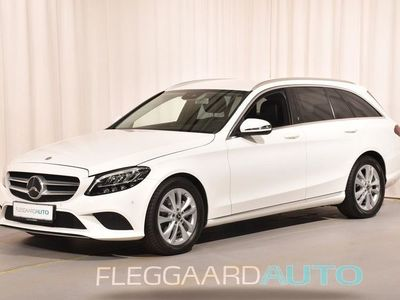 brugt Mercedes C220 d T 2,0 D Business 9G-Tronic 194HK Stc 9g Aut.