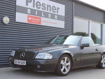 brugt Mercedes S280 2,8 Cabriolet