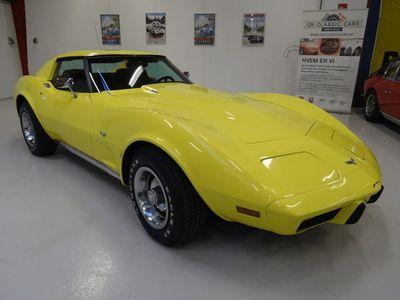 brugt Chevrolet Corvette C3 Coupé