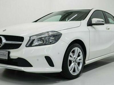 brugt Mercedes A180 d 2017