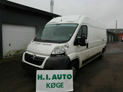 brugt Citroën Jumper 33 3,0 HDi 160 Kassevogn L2H2