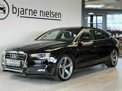 brugt Audi A5 Sportback 1,8 TFSi 170 Multitr.
