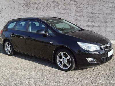 brugt Opel Astra Sports Tourer 1,6 Enjoy 115HK Stc