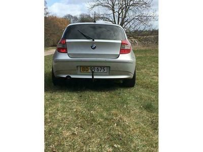 brugt BMW 120 2,0 Van