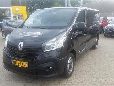 brugt Renault Trafic T29 L2H1 1,6 DCI 115HK Van 6g