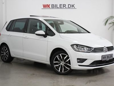 brugt VW Golf Sportsvan 1,6 TDi 115 Sound DSG BMT