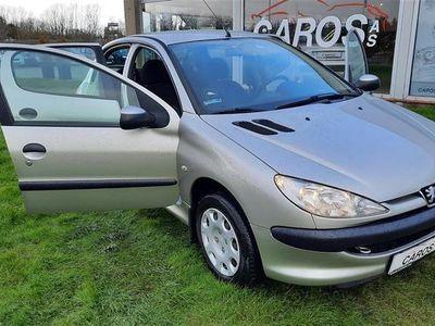 brugt Peugeot 206 X-Line 1,4 75HK 5d