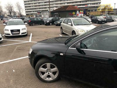 brugt Audi A6 meget fint Audi A6 2.0TFSI fra 2007