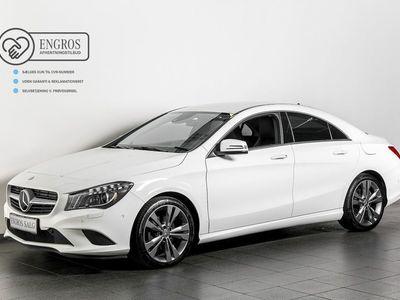 brugt Mercedes CLA220 2,2 CDi aut.