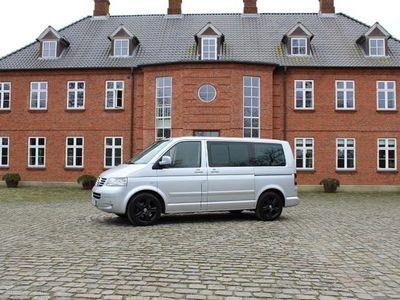 usata VW Multivan 2,5 TDI aut. 174HK