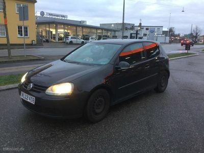 brugt VW Golf 1,6 16V FSI Trendline 115HK 3d 6g