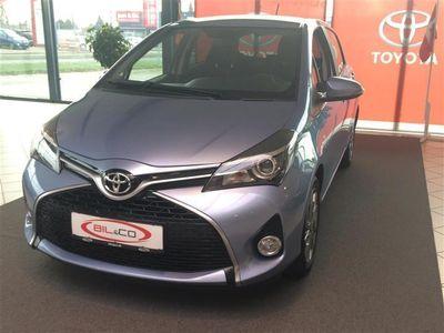 usata Toyota Yaris 1,3 VVT-I T2 Style 100HK 5d 6g