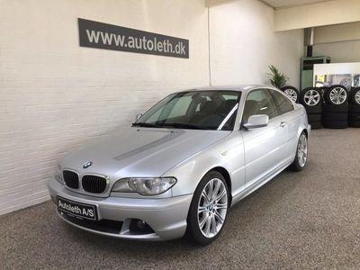 brugt BMW 330 Ci 3,0 Coupé