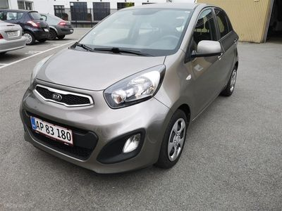 used Kia Picanto 2 World Cup 85HK 5d