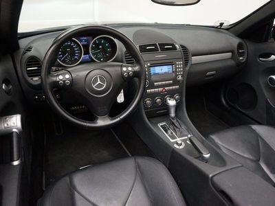brugt Mercedes SLK350 3,5 aut.