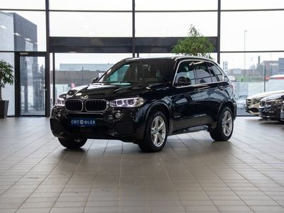 brugt BMW X5 3,0 xDrive30d M-Sport aut. 7prs
