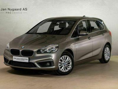 brugt BMW 218 Active Tourer d 2,0 Advantage