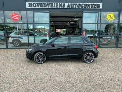 usado Audi A1 Sportback 1,6 TDi 90 Attraction