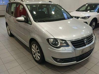 brugt VW Touran 1,9 TDi 105 Freestyle DSG
